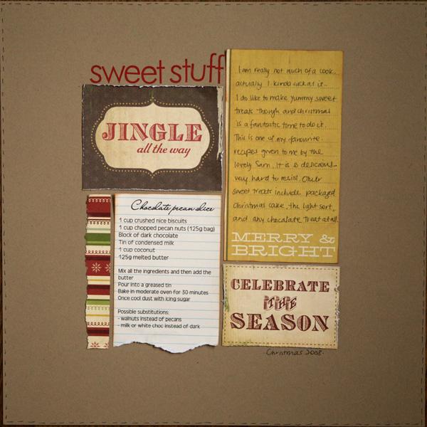 Sweet-stuff
