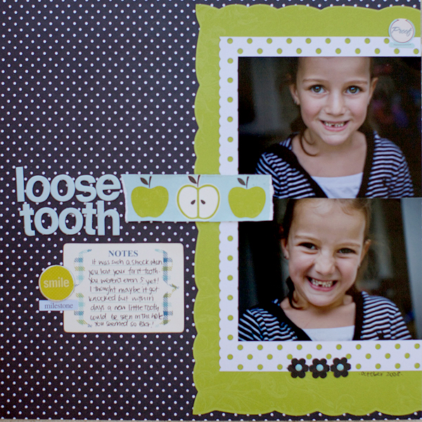 J-loose tooth