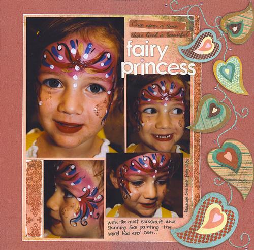 Fairyprincessfacepaint